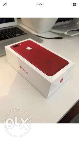 BRAND NEW Apple iPhone 7 Plus 256GB RED ! UNLOCKED