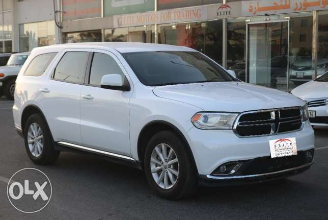 Used Dodge Durango Model 2014