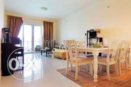 Chalet 1 Bedroom with Dazzling Marina View