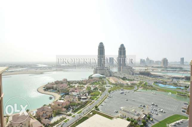 4 Bedroom + Maid Duplex with Marina and Sea View