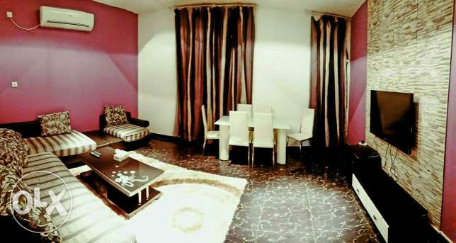 1bedroom fully furnished in Ras Abo Aboud
