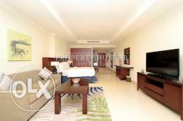 Furnished studio home with sea views