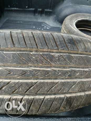 Japan Tyre not used.