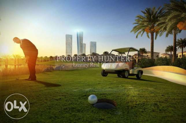 Own a 1 Bedroom Property in Lusail