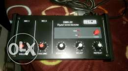 DMX-22 Digital Echo-Reverb