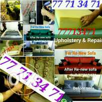 Upholstery & Repair sofa, Daning chair, Bed, mojlis all kinds