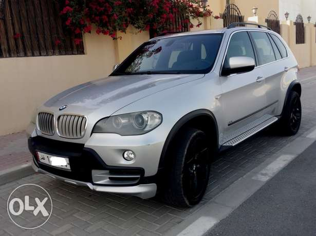 Perfect Condition BMW X5 V8 Very Low Millage Only 85000 KM