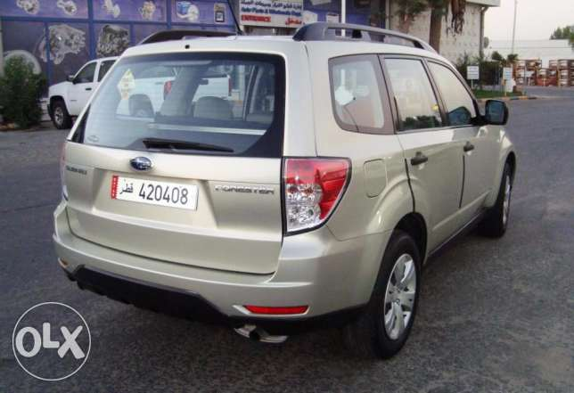 Subaru Forester - with new estemara for 1 year