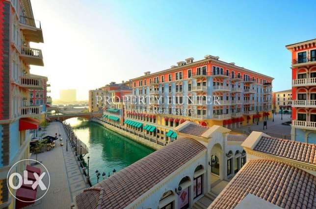 Qanat Quartier 3 Bedrooms with Canal views