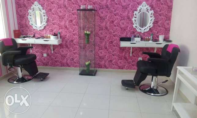 New Beauty Salon for Sale!
