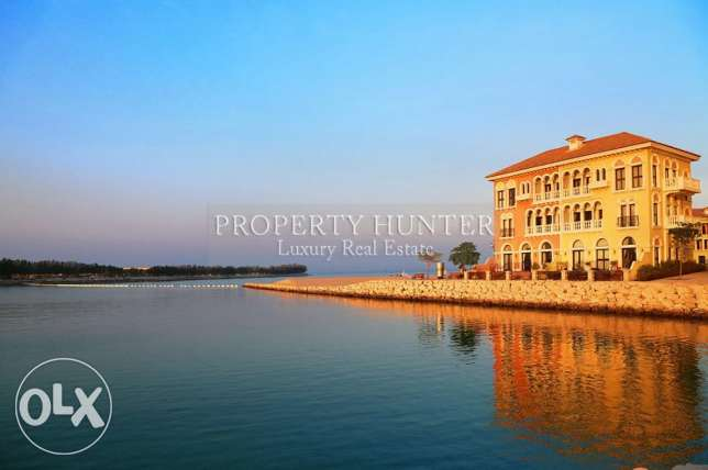 Spacious Apartment 3 Bedroom with Sea & Canal view