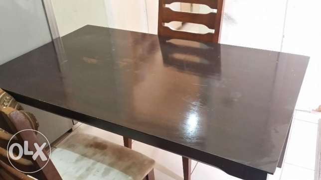 Dining Table 6 seater from Home Centre for sale