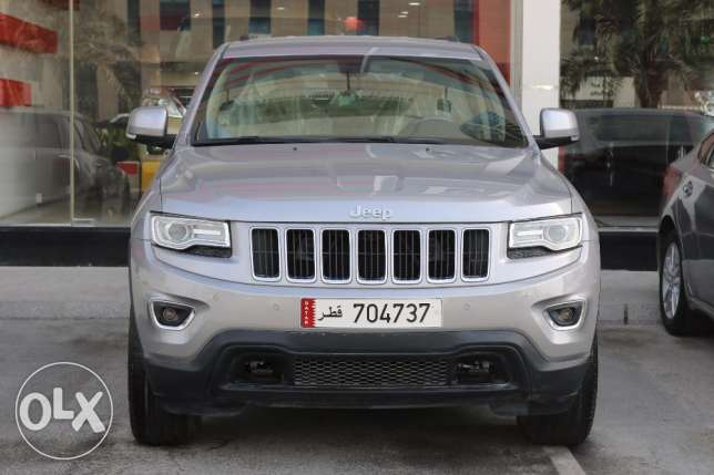 NEW Jeep Grand Cherokee 2014