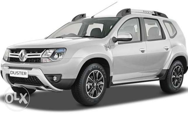 2017 DUSTER Available in Monthly payments
