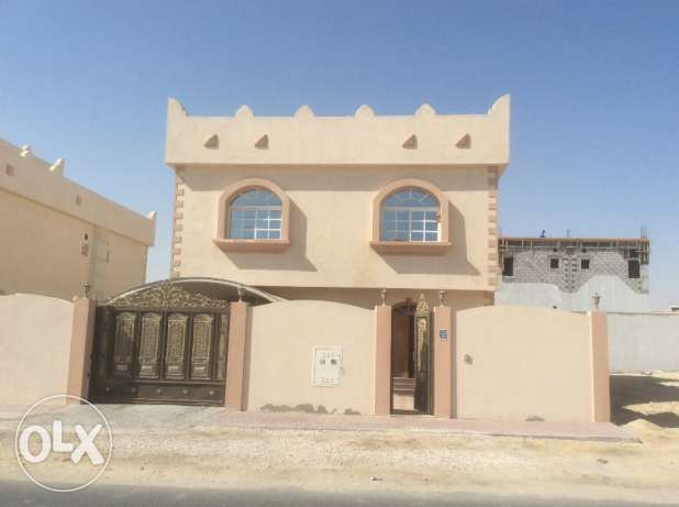 Vila for rent north of Lusail and in a little village called Simaisma الخليج الغربي -  1