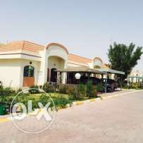 Compound villas for rent in Al Rawda near Kaharamaa office Al Thumama
