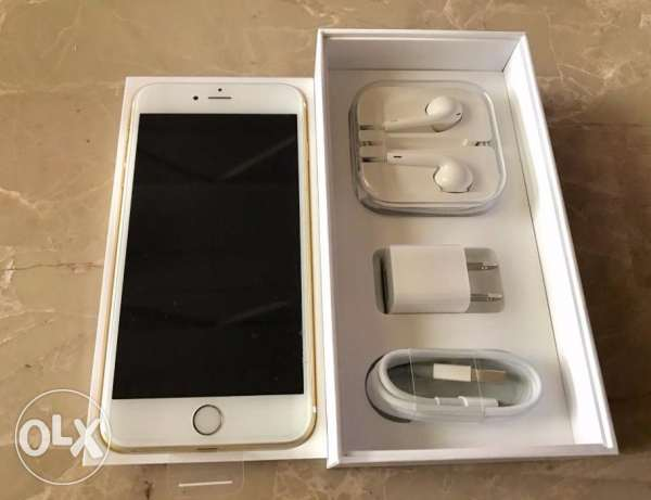 IPhone 6s Plus 128GB (gold)