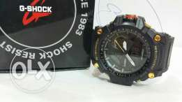 G _shock new watch