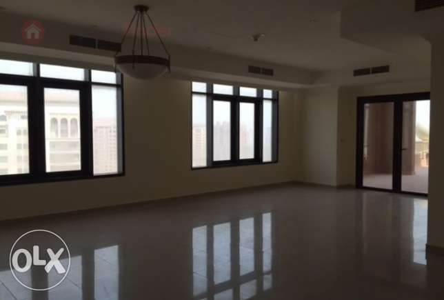 Semi Furnished Two Bedroom Apartment in the Pearl for Sale