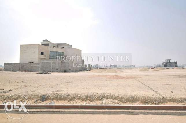 Available Land for Sale in Lusail