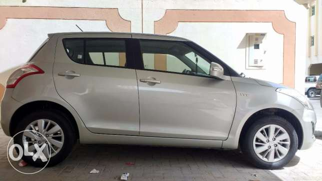 Suzuki Swift - 2016 Model - 9,200 KMS - QR 39,000