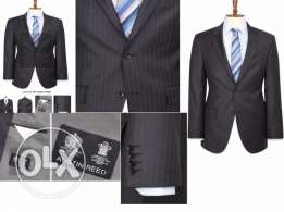 Austin Reed - Italian Woven Mens Brown and Grey suits