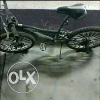 Bmx black color