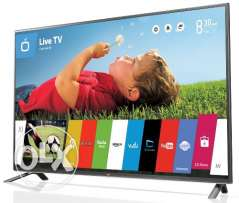 "LG 55"" 4K LED Smart TV"