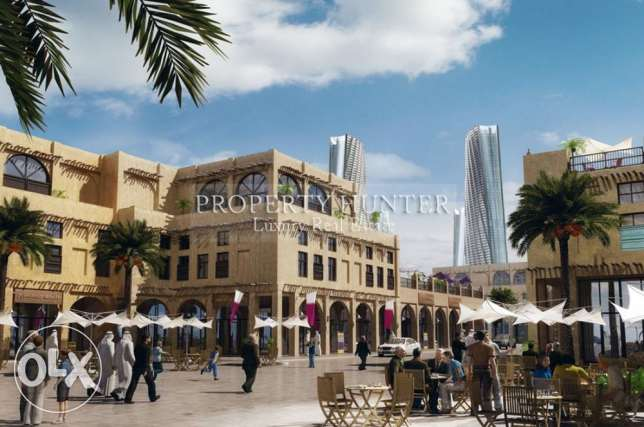 2 BR Home Great Investment in Lusail