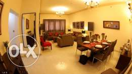 Luxury 3-bedroom furnished in Alsaad