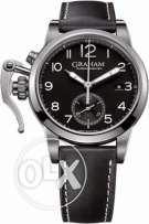 Graham Chronofighter 1695