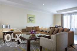 Fully Furnished, 2 Bedroom Flat - The Pearl Qatar
