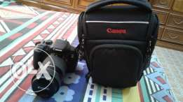 Canon 700D with 55-250mm lens just like new6