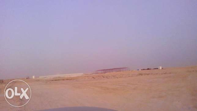 Land for rent - near Doha ndustrial Area