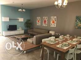 2 & 3 BR FF compound Apartment brand new in ain khalid