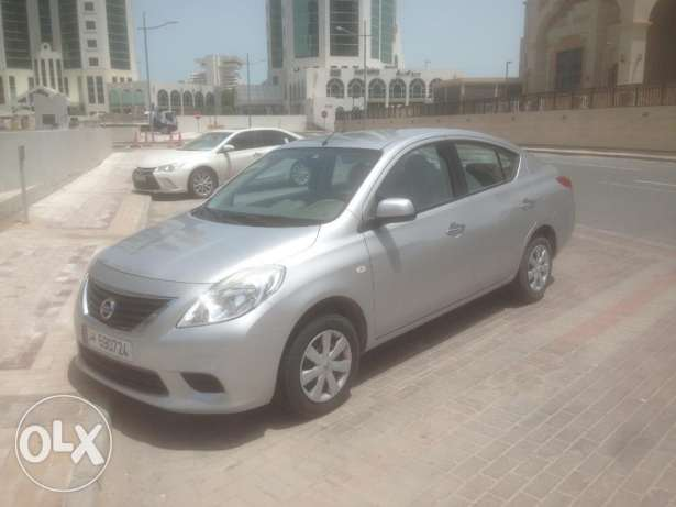 Nissan Sunny 2013 (only 15000 mileage) for Sale