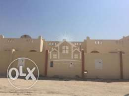 Single Story 4 BHK Villa _Al Khor