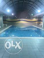 CHANCE FF 4-BR Flat in AL Sadd, Pool, Sauna - QR. 12000