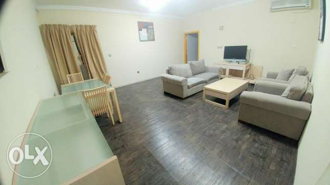 2Bedroom fully furnished Apartment For Rent In Al Sadd