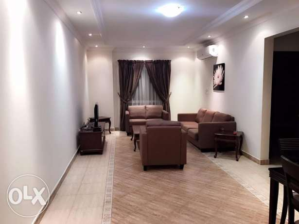 Apartment for rent in Al Sadd 1bedroom fully furnished