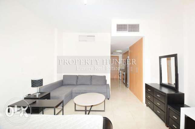 For Sale Studio Apartment in Lusail City