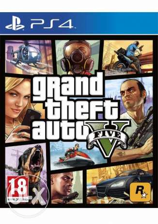 New GTA 5 for Sale only 2 pieces left