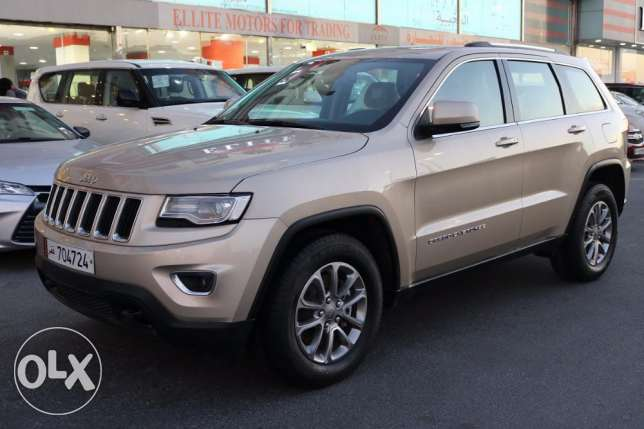 New Jeep Grand Cherokee 2014 V8