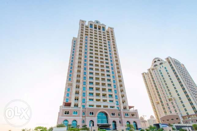 1BR with First Month Free, at The Pearl Qatar
