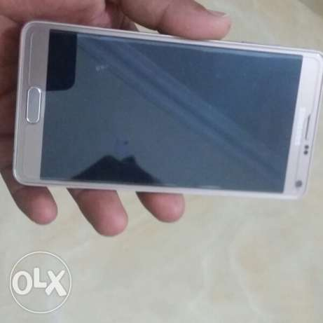 Note 4 Golden color for sale..