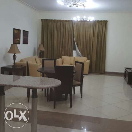 Luxury apartments for rent fully furnished in musherib