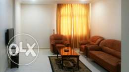 Fully-Furnished 1-BR + 1 Month FREE Rent in [Abdel Aziz]