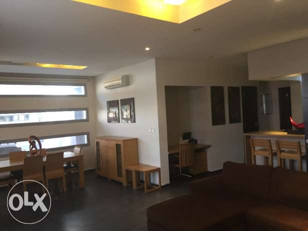 Fully Furnished Compound villa for rent