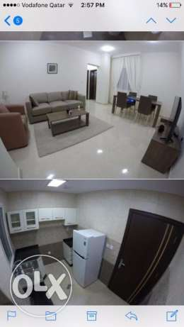 Roomz 4 Rent! Brand new FF01bhk Doha Jadeed(op.QP.Handasa)