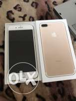 Brand new Apple iPhone 7 Plus 128gb unlockeed with original bill
